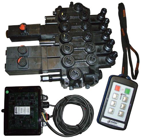 Remote Control 3 Function