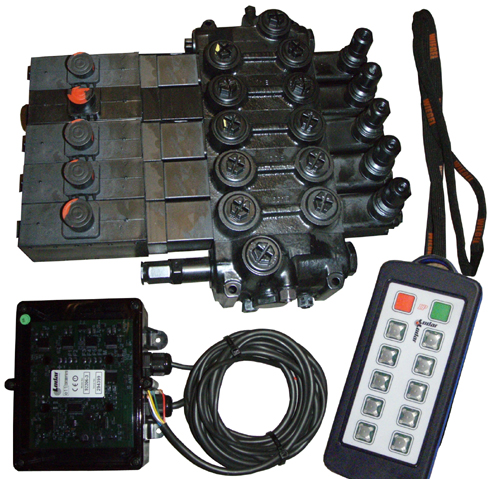 Remote Control 5 Function